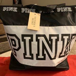 Pink VS tote bag new